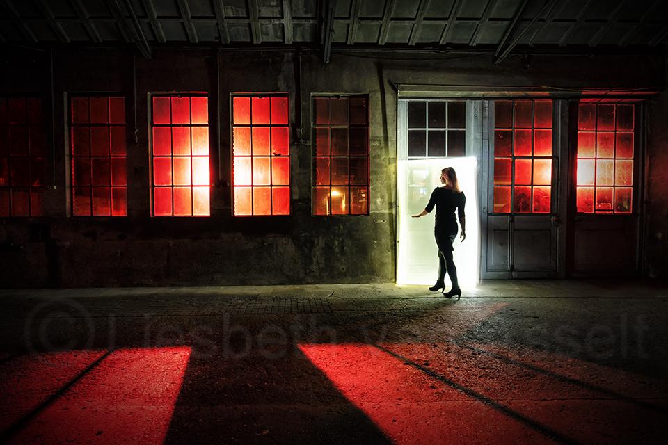 Workshop lightpainting fotografie Hähnel Lume door Liesbeth van Asselt